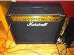 Marshall MG100DFX 100W Combo Amp Amplifier with pedal
